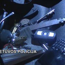 Klaipėdoje veikė profesionalų grupuotė: automobilių vagystės buvo vykdomos subtiliai