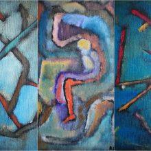A. Palevičiaus tapybos ir J. Liaudanskaitės fotografijų parodų atidarymas