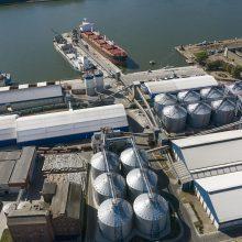 """Kompanijos """"Bega"""" krovos kompleksas – tarp reikšmingiausių pramonės ir uosto objektų"""