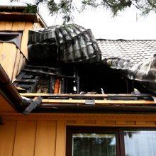 Dūmų detektorius namuose: gaisro galėjo ir nebūti