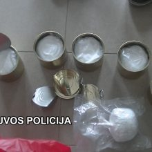 Skandalingoji kokaino byla: tolimesnį nagrinėjimą perima Šiaulių teisėjai