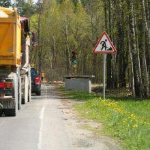 Klaipėdos rajone – infrastruktūrą gerinantys projektai