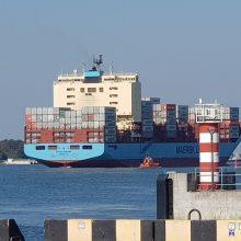 Klaipėdos uostas taikysis į naują rekordą