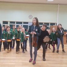 Uostamiesčio scenoje – operėlių vaikams premjera