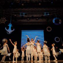 Klaipėdos vaikų laisvalaikio centre – dešimtmečio gimtadienio fiesta