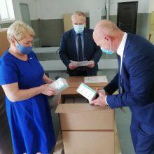 Artėja Astravo AE paleidimas: gyventojams dalins jodo tabletes