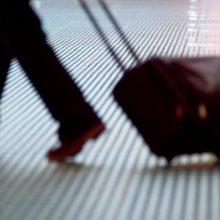 Vidurdienį Vilniaus centre apiplėštas vyras – vagis atėmė lagaminą