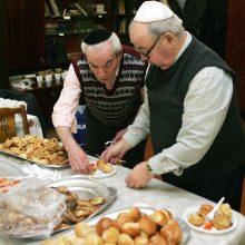 Žydų kultūros dienos: vilniečiams pristatoma autentiška žydų virtuvė