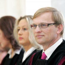 Naujuoju Teisėjų tarybos pirmininku išrinktas A. Valantinas