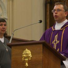 Į Telšių vyskupijos katedrą įžengs naujasis vyskupas