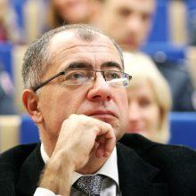 Teismas atmetė dėl prekybos poveikiu nuteisto G. J. Furmanavičiaus skundą