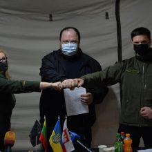 Lietuvos, Lenkijos ir Ukrainos parlamentai pasmerkė agresyvius Rusijos veiksmus
