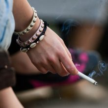 Viceministras: atrodo, kad eitume prie absoliutaus draudimo rūkyti