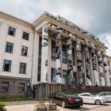 Profsąjungų rūmai bus nugriauti iki metų pabaigos
