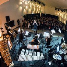 "Festivalyje ""Gaida"" – du itin kontrastingi ansamblio ""Synaesthesis"" koncertai"