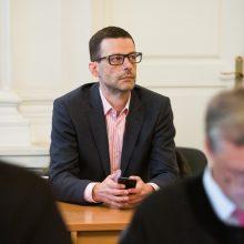 """Viešosios įstaigos vadovė: Š. Gustainis nesusijęs su """"MG Baltic"""" parama"""