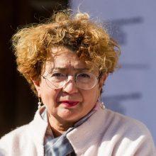 """Žydų bendruomenės pirmininkė: žodis """"žydelka"""" mane žeidžia"""
