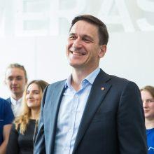 Konservatorių kandidatas į Vilniaus merus – D. Kreivys