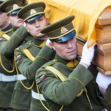 Vilniuje vyksta 1863–1864 metų sukilimo vadų valstybinės laidotuvės