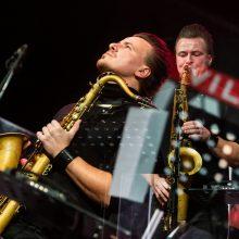 """""""Vilnius Jazz"""" sukvies senosios ir naujosios džiazo kartos atstovus"""