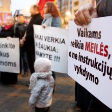 L. Kukuraitis: mušame visus vaiko nepaėmimo iš šeimos dešimtmečio rekordus