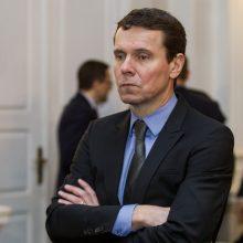 """R. Kurlianskis sako, kad paramą Š. Gustainio įstaigai skyrė """"šiaip sau"""""""