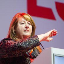 Aukščiausią postą Europos Parlamente gavo V. Blinkevičiūtė