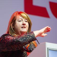 V. Blinkevičiūtė apsisprendė: dalyvaus LSDP pirmininko rinkimuose