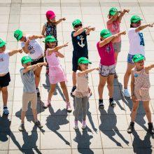 Puikus projektas: plaukti išmoko beveik 2 500 Vilniaus antrokų