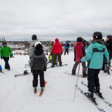 I. Šimonytė: dėl slidinėjimo centrų galimybių dirbti vyksta diskusija