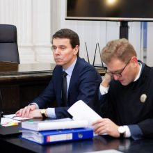 Vėl atmestas R. Kurlianskio prašymas atlyginti žalą dėl komandiruotės