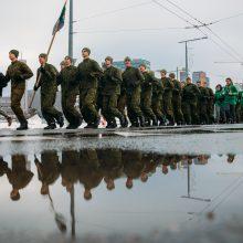 """Tradiciniame bėgime """"Gyvybės ir mirties keliu"""" dalyvavo ir diplomatai"""