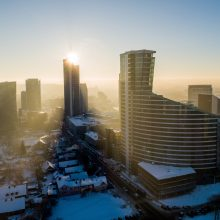 Patvirtintas augantis Vilniaus miesto biudžetas: siekia 790 mln. eurų