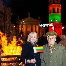 Pokyčiai tarybose: Vilniuje į mandatą pretenduoja partizano dukra