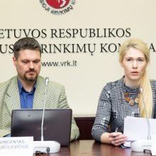 Įstatymo pataisa leistų į VRK sudėtį įtraukti daugiau partijų atstovų