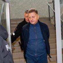 Pirmajame teismo posėdyje korupcija kaltinamas V. Bavėjanas savo kaltės nepripažino