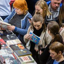 Vilniuje prasideda 21-oji knygų mugė: kvies į maždaug 650 renginių
