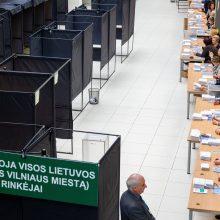 Per rinkimus gegužę – iki penkių dienų ištęstas išankstinis balsavimas