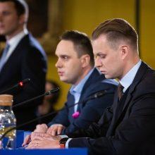 R. Karbauskis: laikyti save pralaimėjusiais nematome prasmės