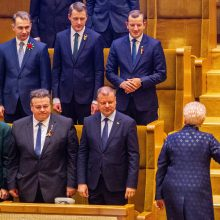 S. Skvernelis norėtų performuoti Ministrų kabinetą: ką atleis?