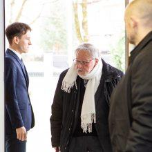Tapęs prezidentu S. Skvernelis perkeltų Lietuvos ambasadą  į Jeruzalę