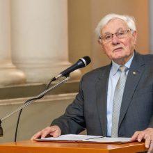Vilniuje prasideda V. Adamkaus konferencija apie užsienio politiką