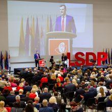 VRK grąžins socialdemokratams 104 tūkst. eurų dotacijos