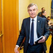 Etikos sargai tęs tyrimą dėl V. Pranckiečio atstatydinimo procedūrų