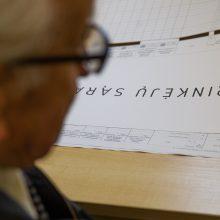 Renkami trys nauji Seimo nariai: iš anksto balsavo 3,44 proc. rinkėjų