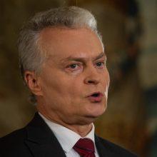 Išrinktas prezidentu G. Nausėda siektų, kad valdančioji dauguma nesikeistų
