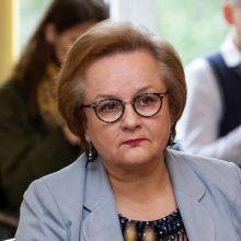 L. Andrikienė: Baltarusijos žurnalistės teismą stebės ES valstybių diplomatai