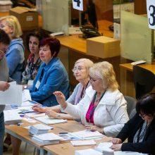 Ar reikia ištęsti išankstinį balsavimą Seimo rinkimuose iki penkių dienų?