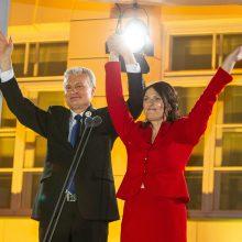 G. Nausėdos inauguracija – su kariniu paradu ir priėmimu Prezidentūroje