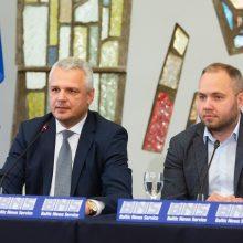 Dėl kontaktų su V. Fiodorovu izoliuotis nurodyta dviem Seimo nariams